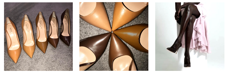 efd6a26190ef BEST NUDE SHOES FOR ALL SKIN TONES - D Lashes