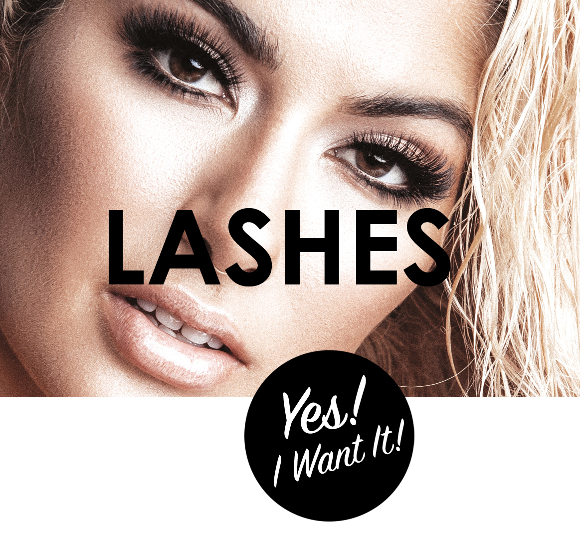 D'Lashes A-List Eyelash Extensions by Dionne Phillips