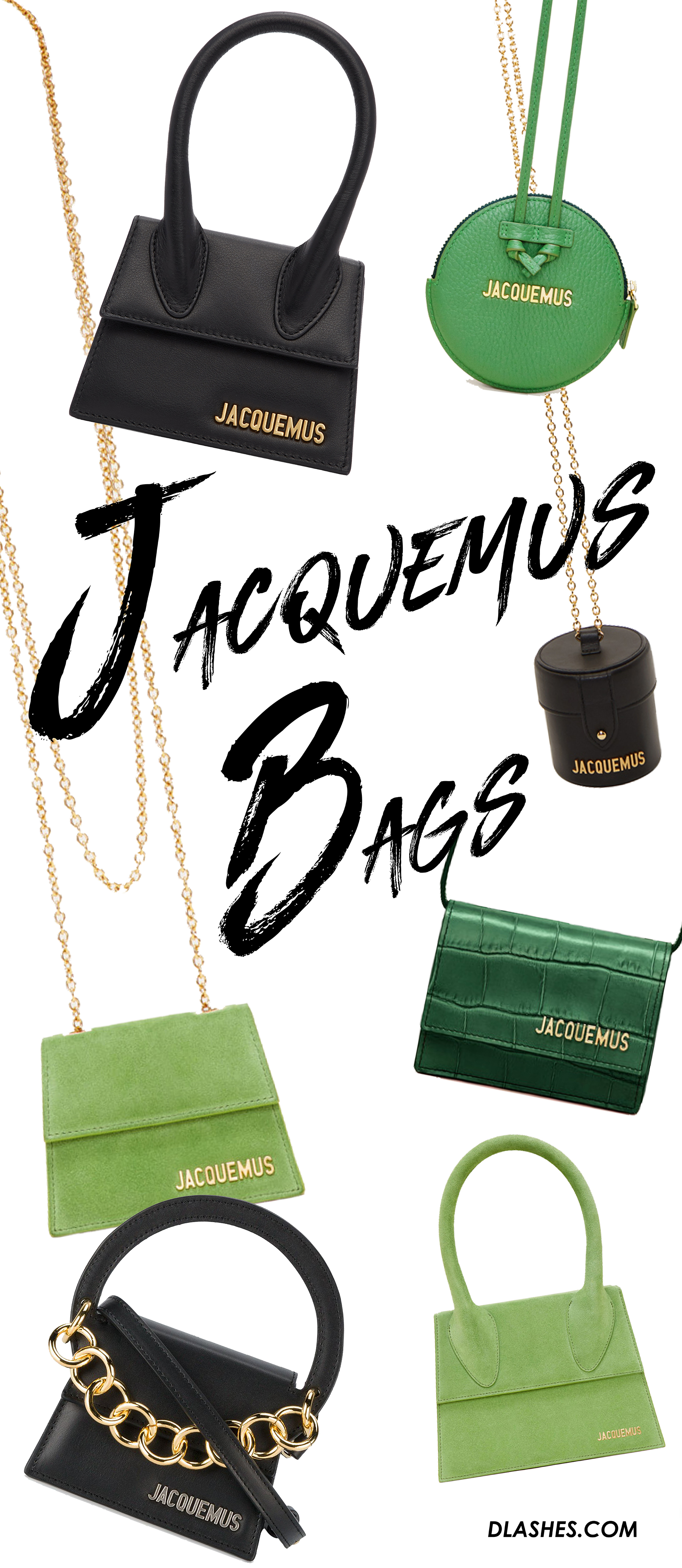 The New Must Have Designer Jacquemus It Bag D Lashes